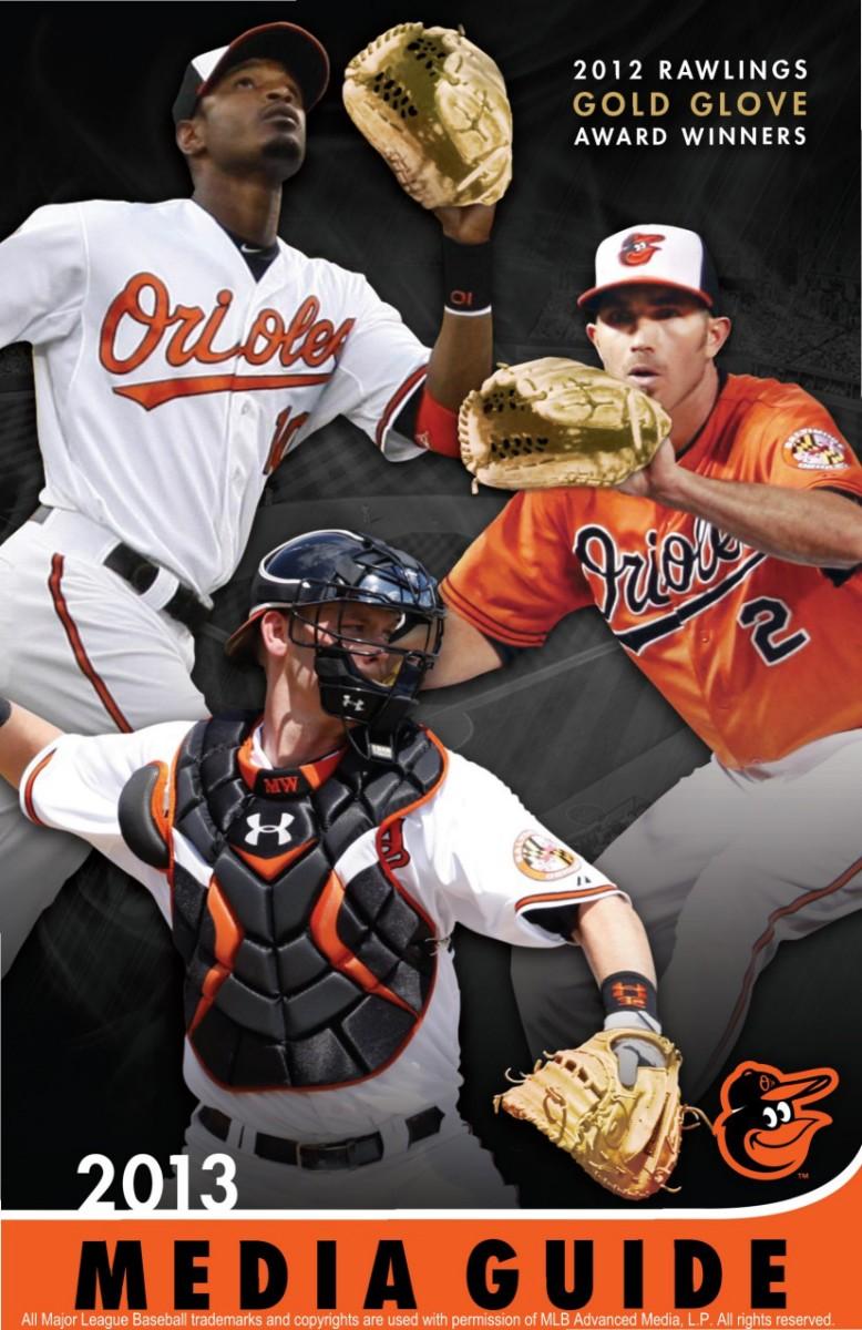 2013 orioles media guide rh digitalpublications mlb com MLB Logo MLB Media Credentials